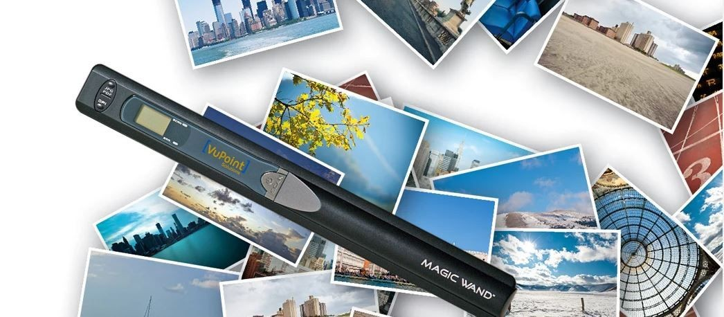 Magic Wand The Portable Scanner By Vupoint Solutions