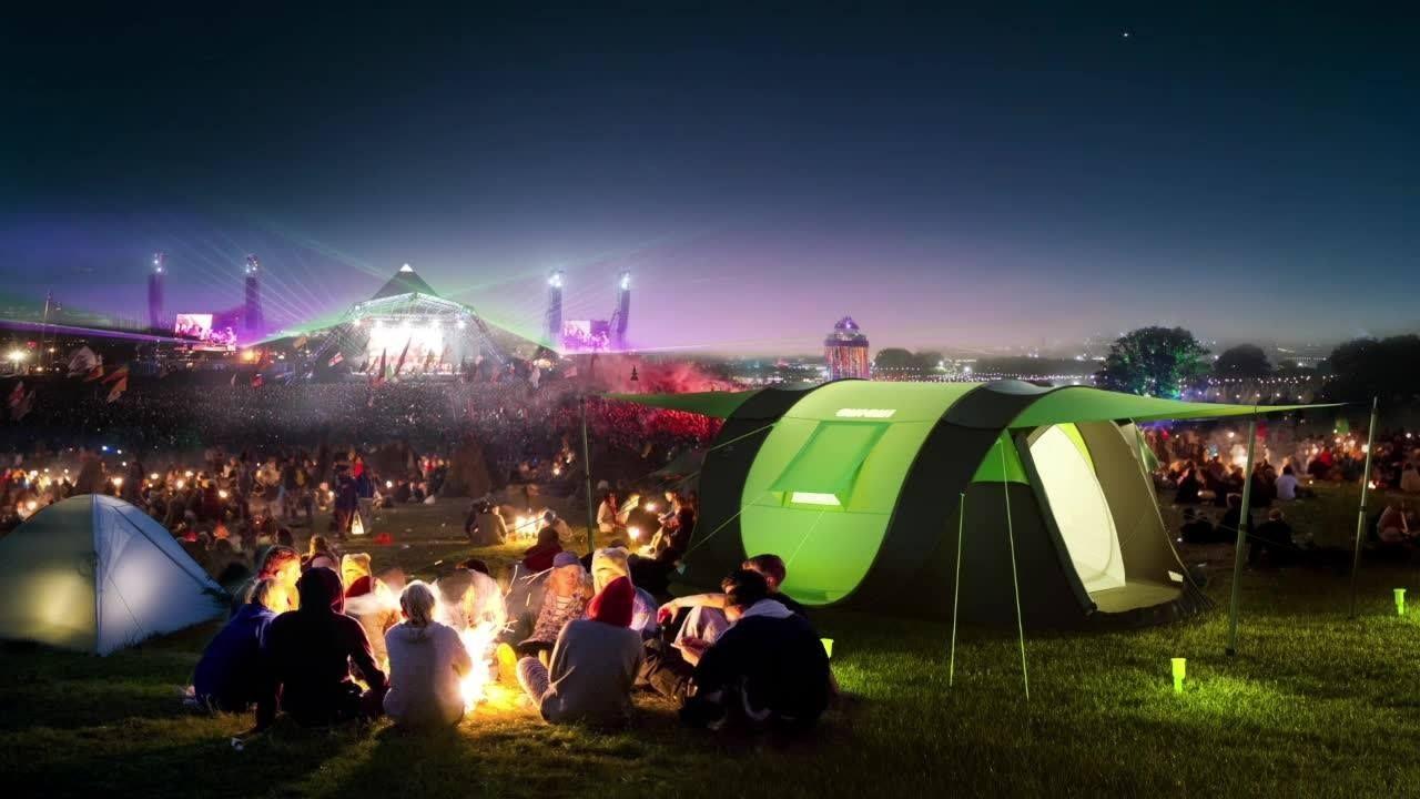 Cinch Next Generation Pop up Tent